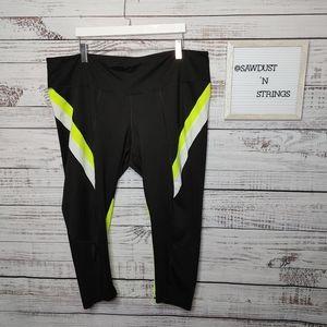 NOLA athletic cropped leggings size 4X